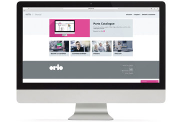Orio launches online Saab parts portal
