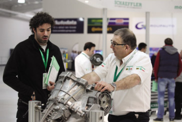 Schaeffler takes to the road