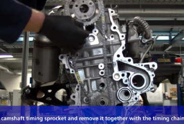How to replace a timing chain