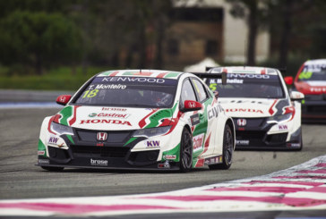 Double-podium for NGK-sparked Honda at WTCC curtain raiser