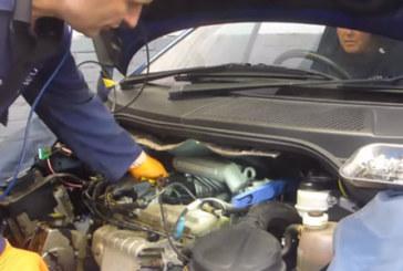 Pico – Petrol gasoline running compression test
