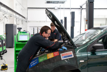 Bosch helps to close the gap for MOT training
