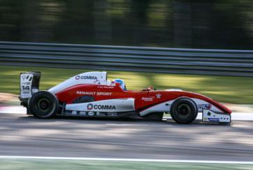 Comma expands its motorsport programmes