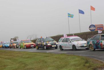 Fast Parts Rainbow Rally surpasses Ty Hafan target