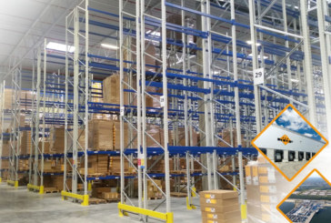 NRF invests in warehouses and production