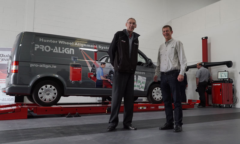 Pro-Align opens its doors in Ireland
