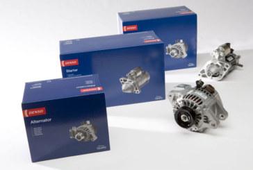 DENSO – Rotating parts range expansion