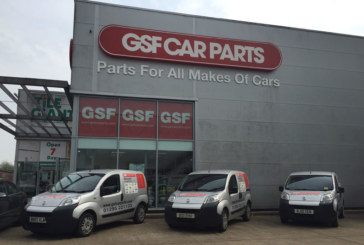 GSF Car Parts' network investment continues
