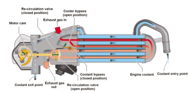 how do egr valves work