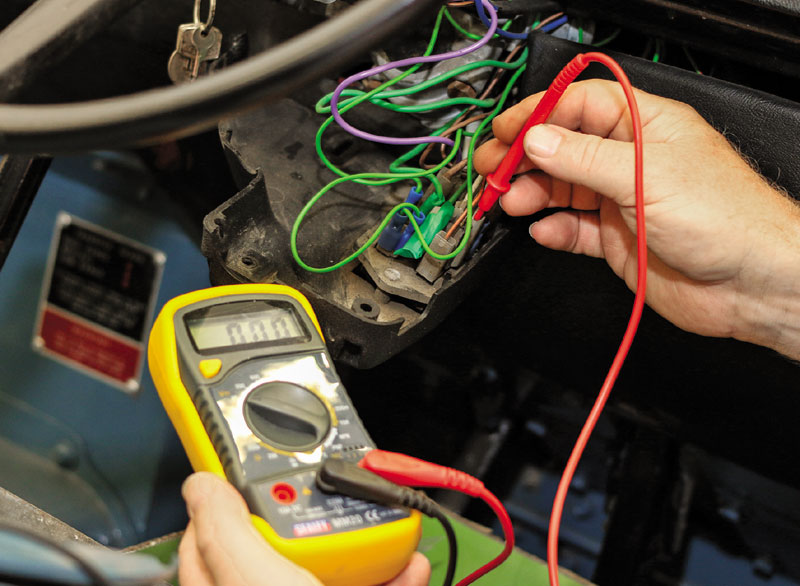 How to maintain electrical systems