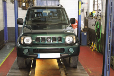 How to replace a clutch on a Suzuki Jimny