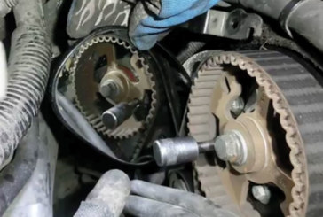 How to fit a timing belt on a Land Rover Freelander 2