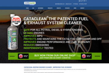 Cataclean – New UK website