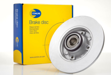 Comline – Coated brake discs