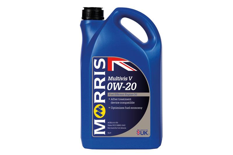 Morris Lubricants – Added low viscosity oils
