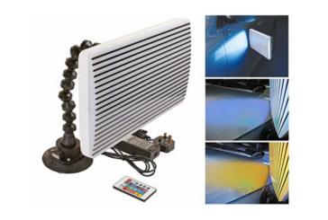 Power-TEC – Multi-colour light board