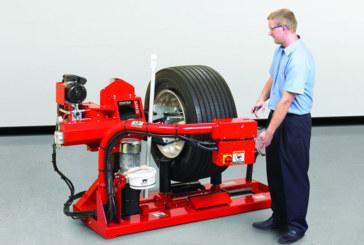 Pro-Align – Hunter heavy-duty tyre changer