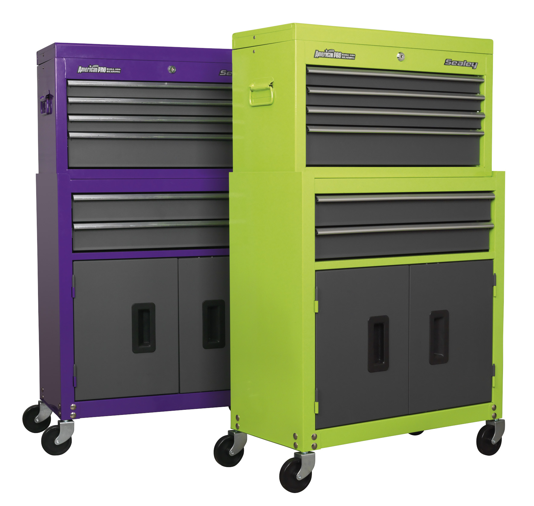 Sealey – Storage and workstations promotion