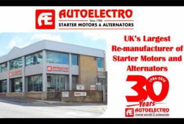Autoelectro Celebrates 30 Years of Service