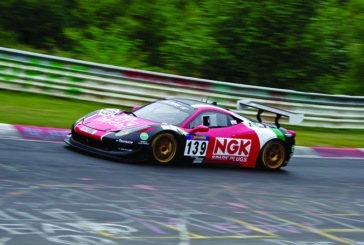 RACINGK Celebrate Fourth Win in the German VLN