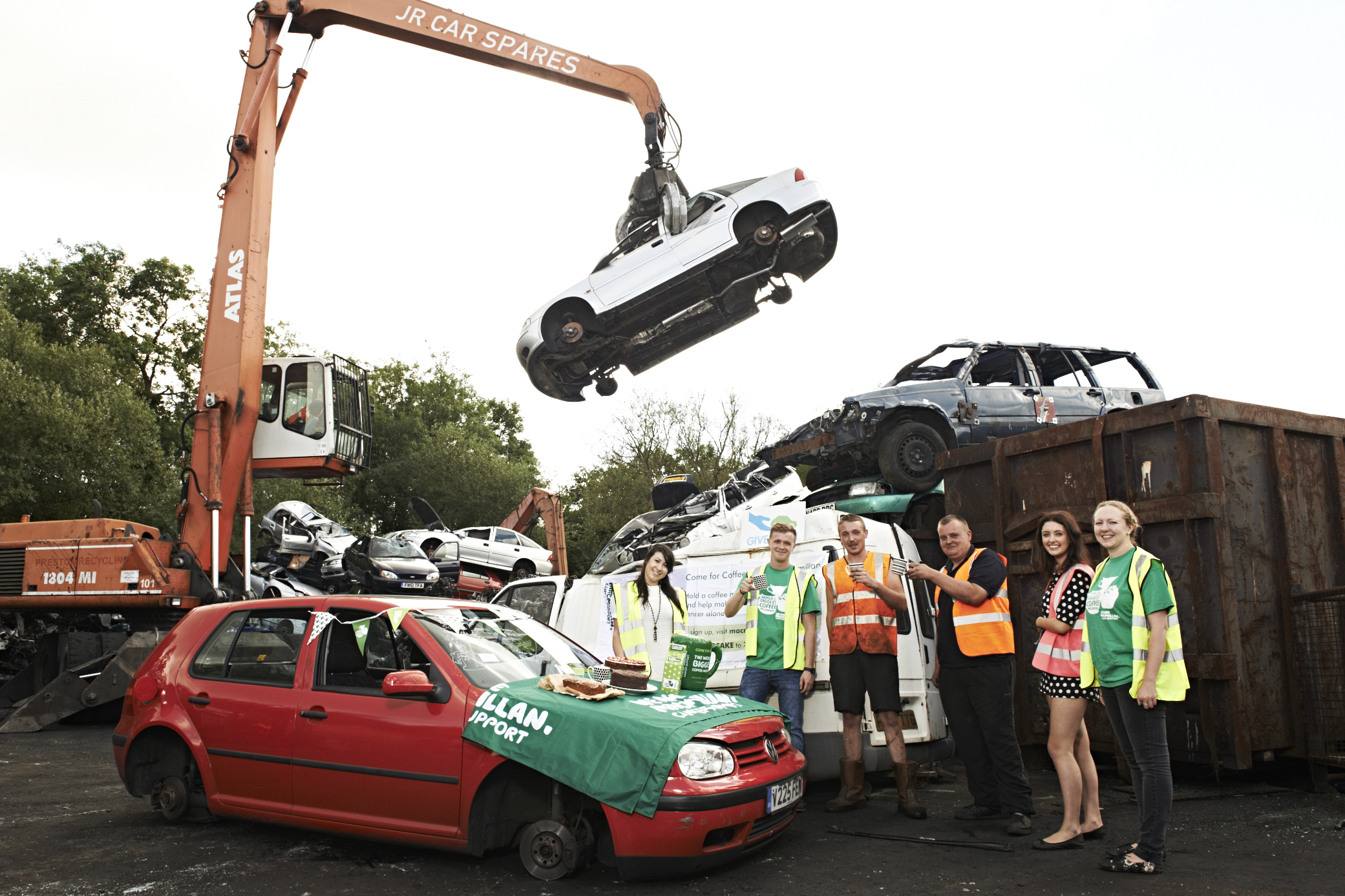 Giveacar Raise Over £2 Million For Charity