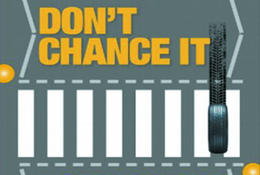 Don't Chance It, Check It! - Tyre Safety Month