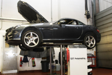 EDT Automotive Busy Summer Event Schedule Continues