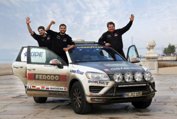 Federal-Mogul Motorparts Supports World Record Drive Across Eurasia