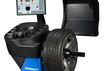 Hofmann Wheel Balancer