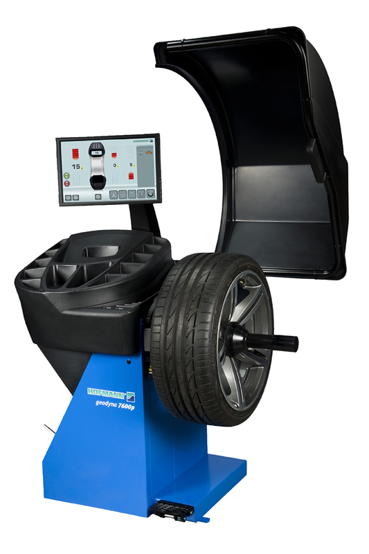 Hofmann Wheel Balancer Professional Motor Mechanic