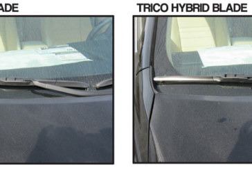 Understanding Hybrid Wiper Blades