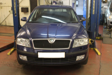 How to Fit a Clutch on a Skoda Octavia