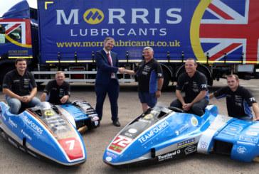 Morris Lubricants Fuel Racing Success