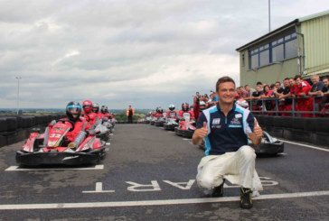 Double BTCC Champion Wows TerraClean Karting Event