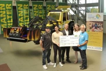MANN+HUMMEL Donates 20,000 Euros to UNICEF