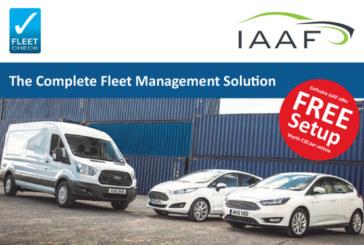 IAAF Delivers Fleet Management Solution