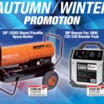 SIP Autumn Winter Promotion