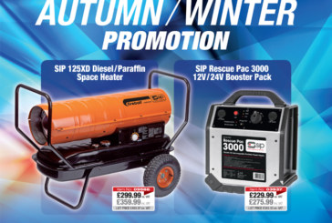 SIP Autumn Winter Promotion