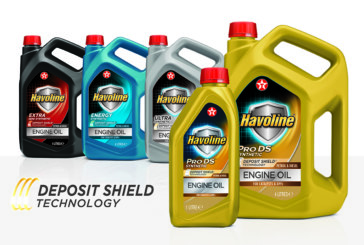 New Havoline ProDS Engine Oil