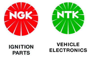 New NGK Logos for Leading Brand