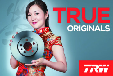 Brake Disc Innovations From TRW'S 'True Originals'