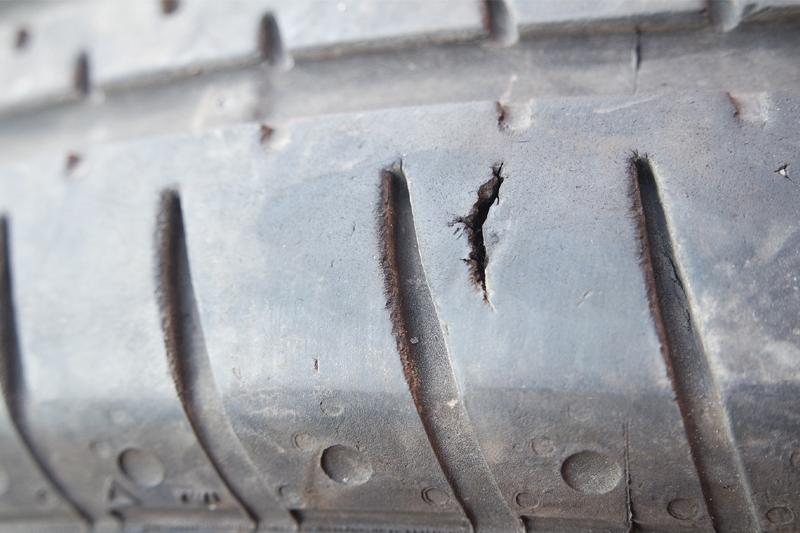 Dangerous Part Worn Tyres Still Being Sold