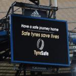 Safety Message For Premier League Fans