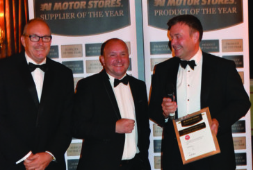 NGK Celebrates Winning a Supplier Award