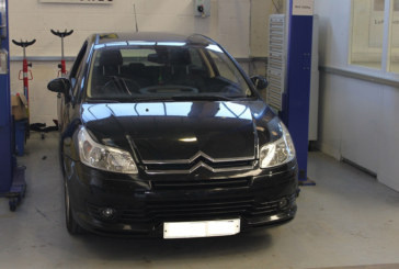 How to fit a clutch on a Citroën C4