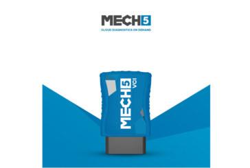MECH5 – Cloud-Based Diagnostics on Demand