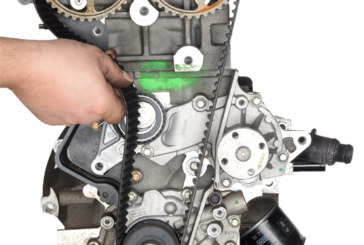 How to Fit a Timing Belt on a Ford Fiesta V 2004