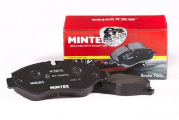 Brake Pads From Mintex