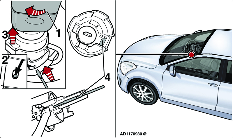 AUTODOCTA Tech Tips - Central Locking Issue on Kia Cee'd