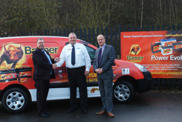 Banner Batteries' Association with Autosupplies is Wrapped in Potential